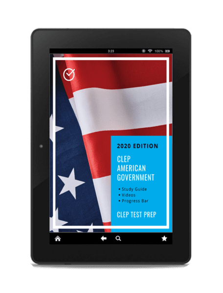 American Government CLEP Test Prep