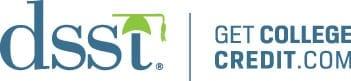 DSST Get College Credit Logo
