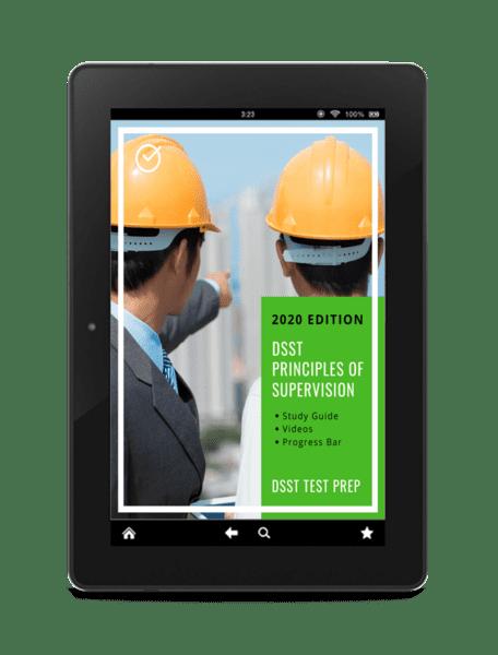 Principles of Supervision DSST Test Prep